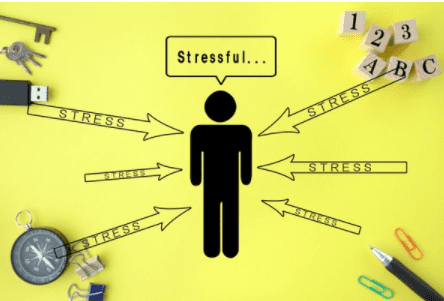 ストレスフル